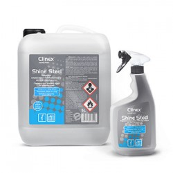 Clinex Shine Steel